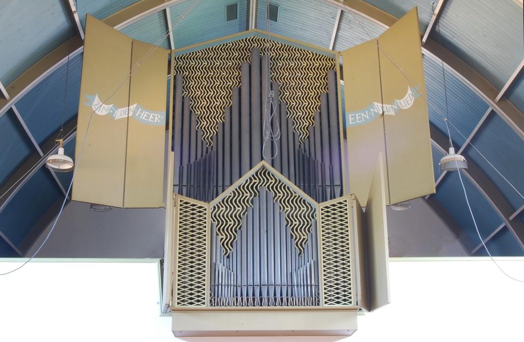 Maranathakerk Den Haag, Orgel