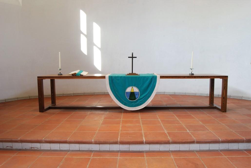Maranathakerk Den Haag, absis