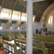 Maranathakerk, interieur