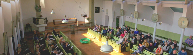Maranathakerk Den Haag dienst